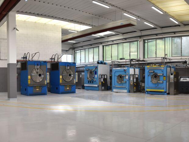 Wiser Wash plant at Elleti's facility in Verona