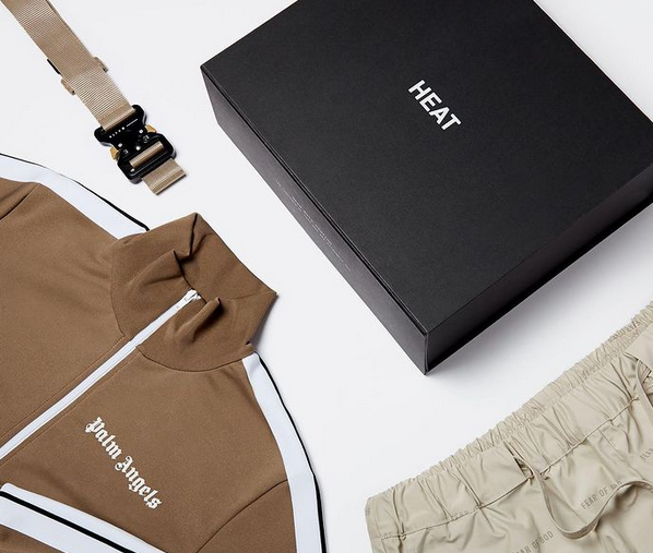 Fashion retail hit: Heat's mystery boxes
