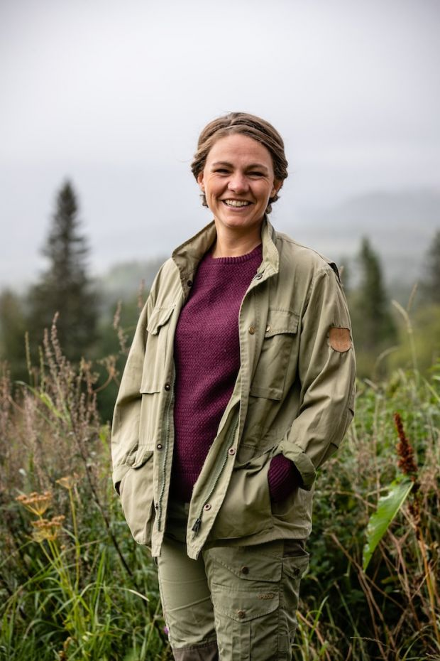 Christiane Dolva Törnberg, head of sustainability, Fjällräven