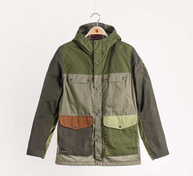 Greenland jacket from Fjällräven's Samlaren collection