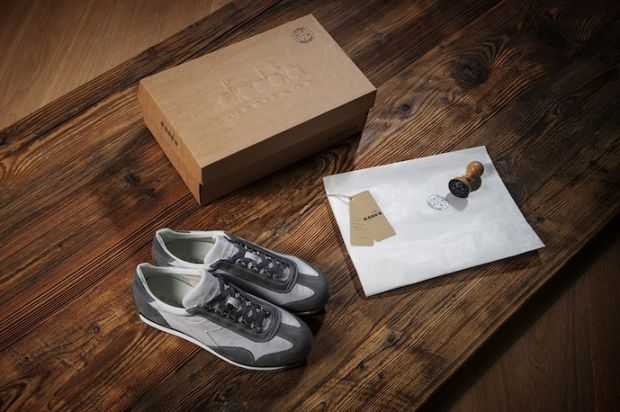 Diadora Heritage LCA certified sneakers
