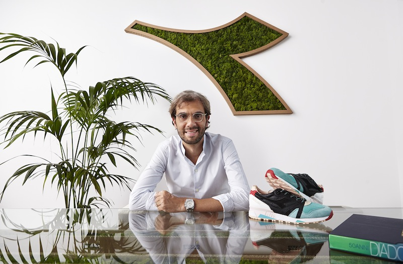 'For Diadora sustainability is a path to improve not a point of arrival'