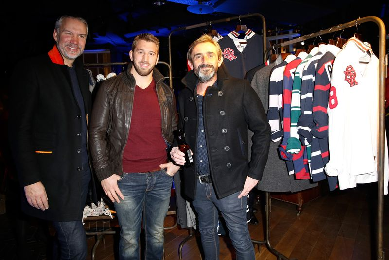 Julian Dunkerton is and remains CEO of Superdry