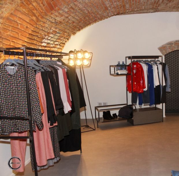 View Concept Store in Milan opened in September 2020.
