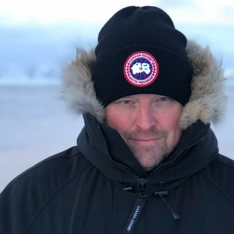 Gavin Thompson, Canada Goose: 'Our next goals? More sustainable materials and packaging'