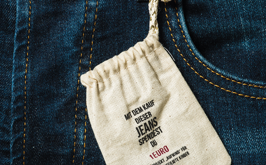 Goldgarn Denim launches charity project