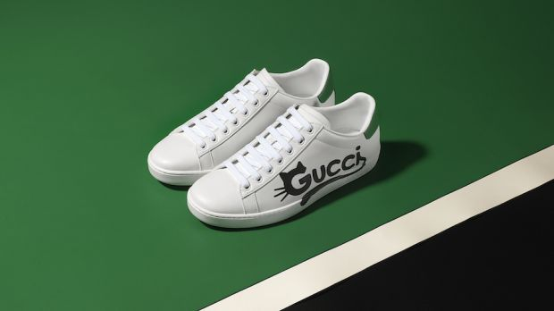 Gucci's New Ace sneaker