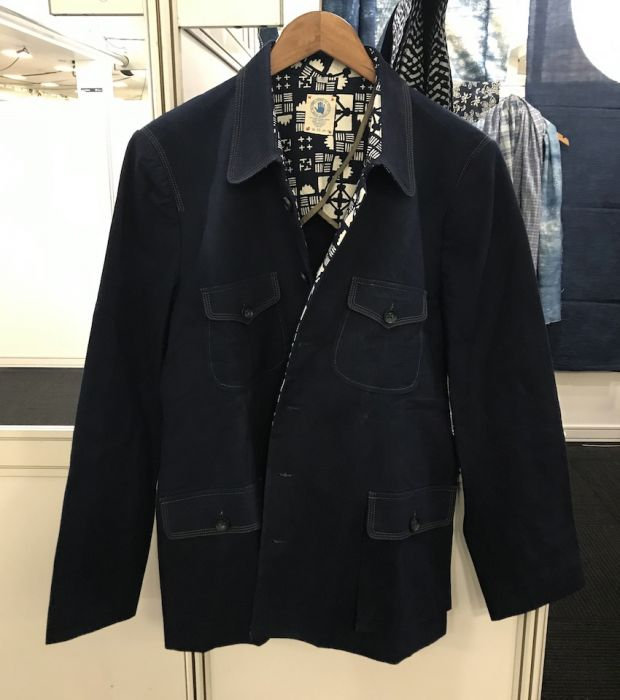 Jacket by Blue Handed
