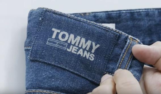 Tommy Jeans' Responsible Denim Program