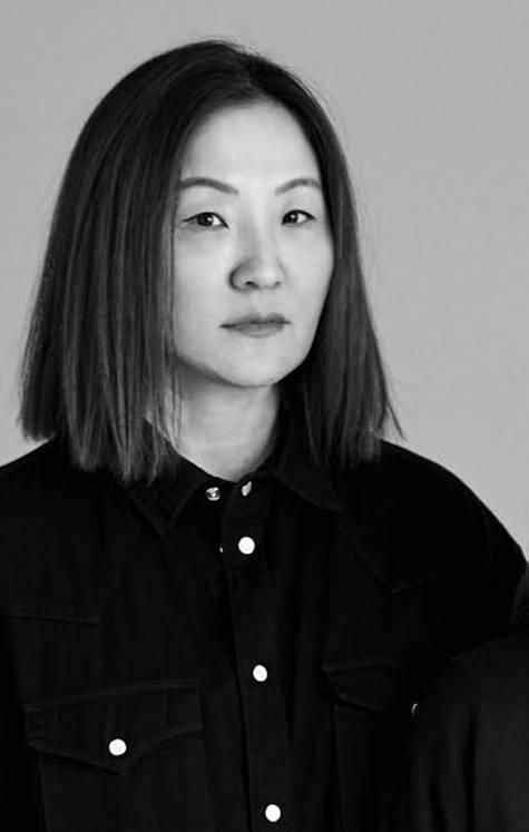 Catherine Ryu, creative director, Edwin USA