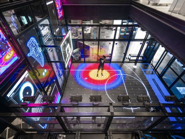 Nike Adapt BB Trial, House of Innovation in New York City
