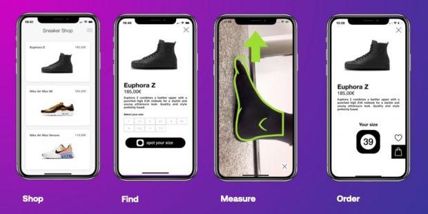 How the Spotsize app works