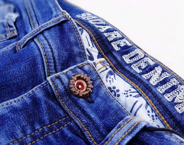 Product by Square Denims