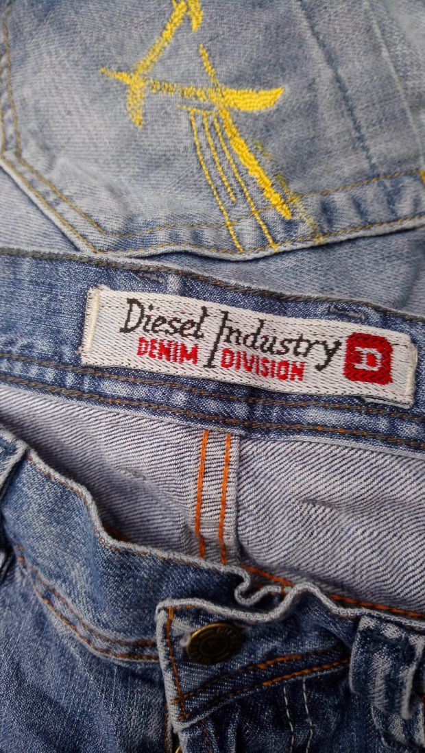 Diesel product that got counterfeited
