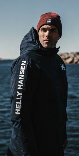 How Helly Hansen wants to manage disruption–and become more sustainable