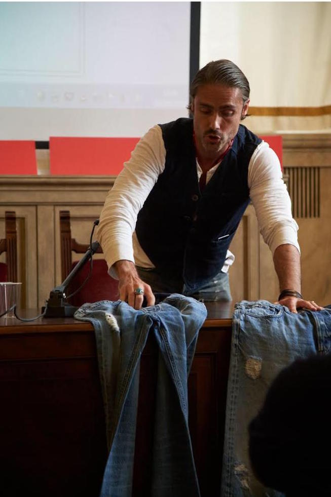 How Milan wants to become a denim culture's pole