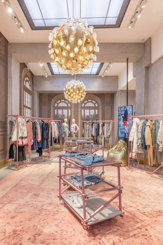 Miss Sixty store at Piazza del Duomo 31 in Milan