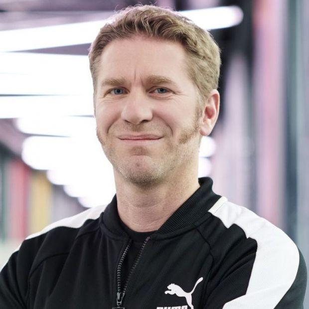 Stefan Seidel, head of corporate sustainability, Puma