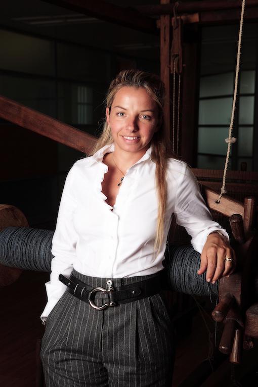Lucia Bianchi Maiocchi, CSR manager, Vitale Barberis Canonico