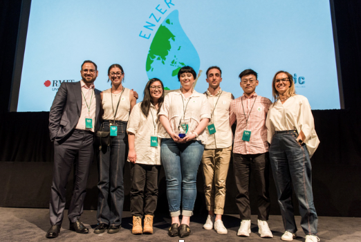 Finalists of the Biodesign Challenge Summit
