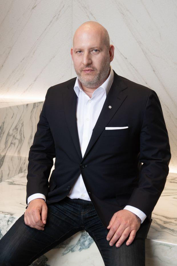 Dani Reiss, president & CEO, Canada Goose