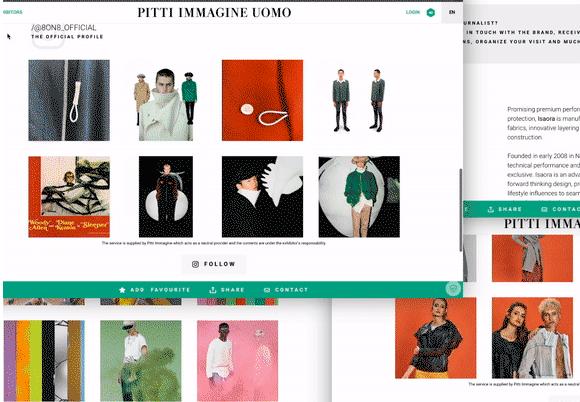 E-pitti, Pitti Immagine's online platform