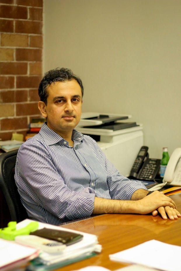 Shayan Abdullah, director, Sapphire Fibres Limited