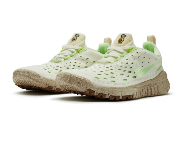 Free Run Trail Premium sneakers from Nike's Happy Pineapple Collection