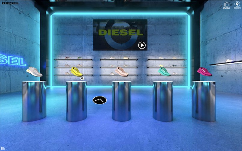 How virtual showrooms are the new real
