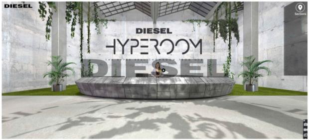 Diesel Hyperoom