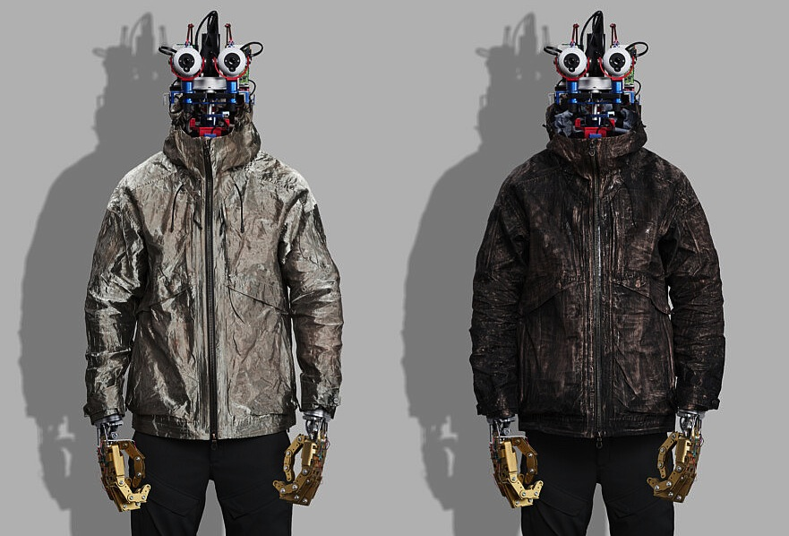 Is Vollebak's Full Metal Jacket the future of clothing?