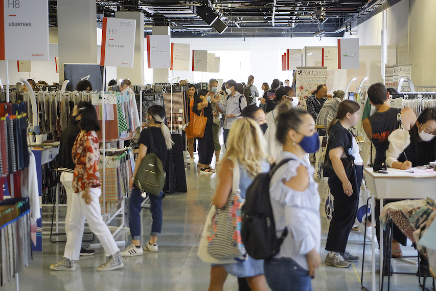 In-Person Textile Fairs Return to NYC