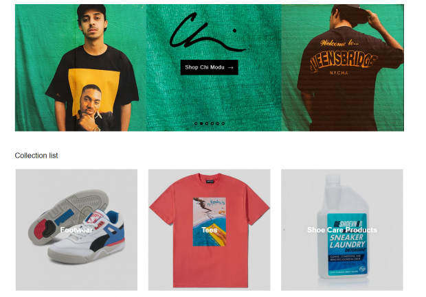 The Capsul online store started in March 2019