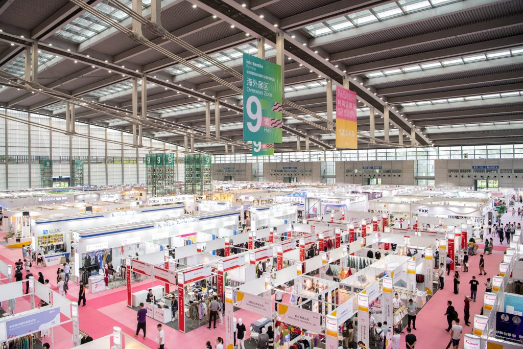 Intertextile Shanghai merges with Intertextile Shenzhen