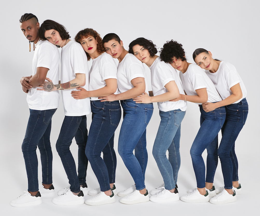 Jeans of the future: One size fits all