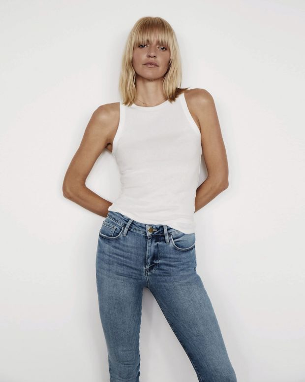 Le One jeans by Frame