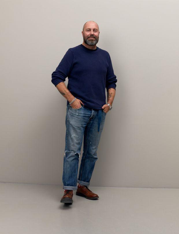 Tony Tonnaer, founder, Kings of Indigo