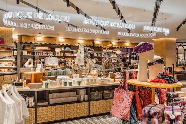 Loulou store at La Samaritaine