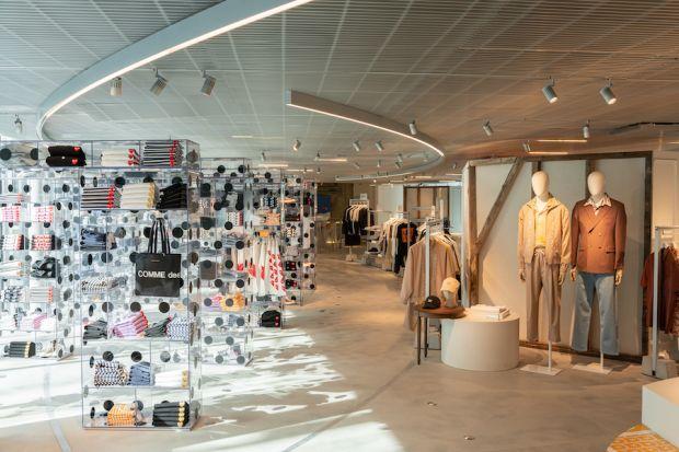 Urban fashion space