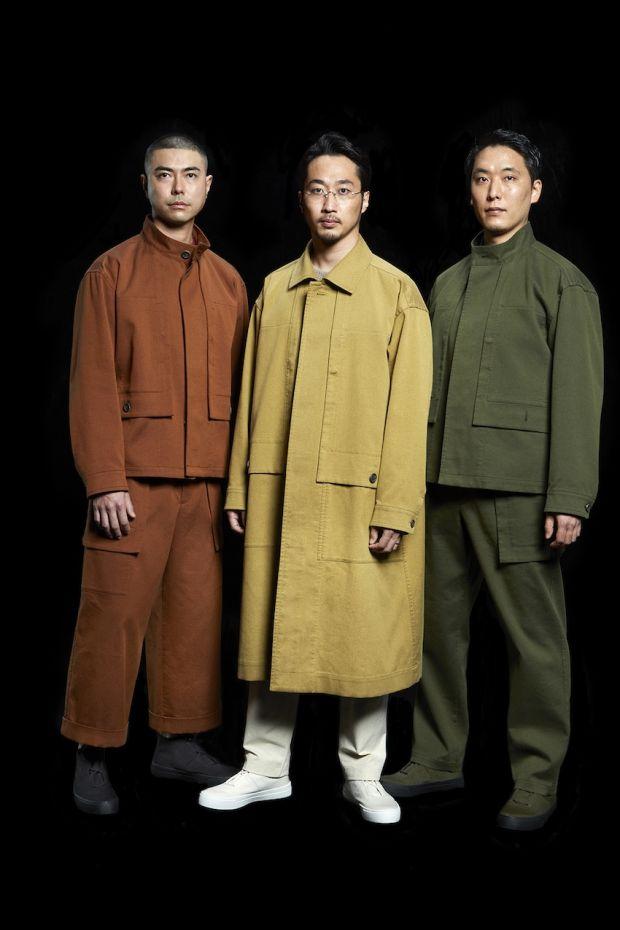 IM Men is 100% made in Japan.