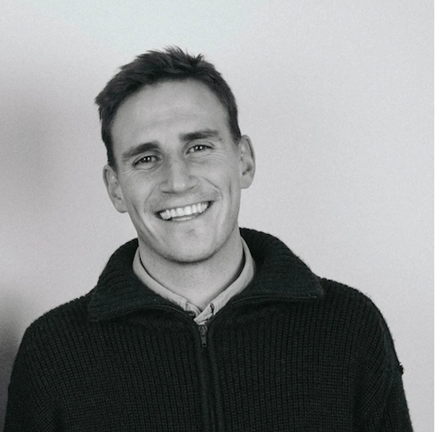 Jan Majora, co-founder, Salzwasser