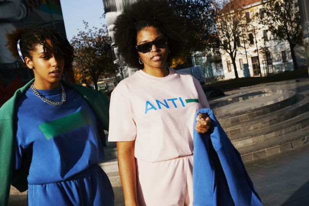 Streetwear with a message: Anti-Do-To
