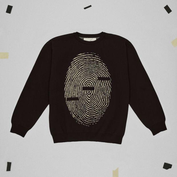 Sweatshirt by Anti-DoTo