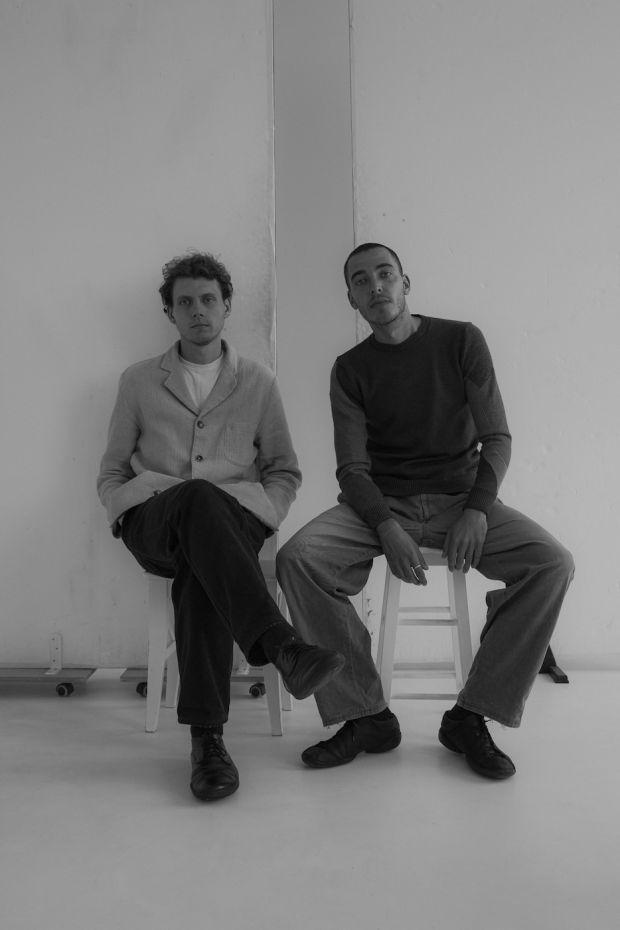 Per Se founders Yannick Heidemanns and Tim Borchert