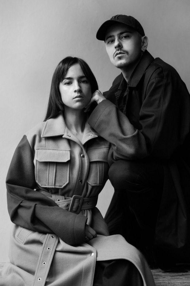 Victoria Feldman and Tomas Berzins, founders/designers, Victoria/Tomas