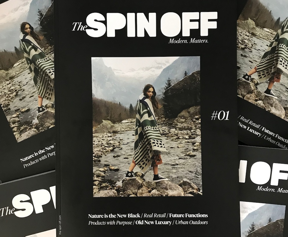 Launch Day: Welcome The SPIN OFF!