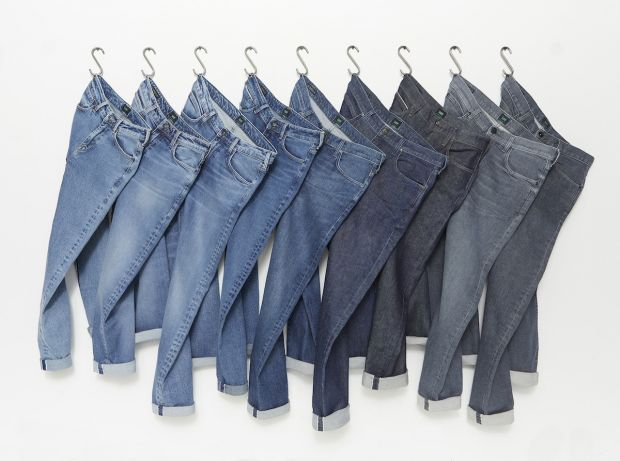 Lee's 'Sustainable Selvage' line