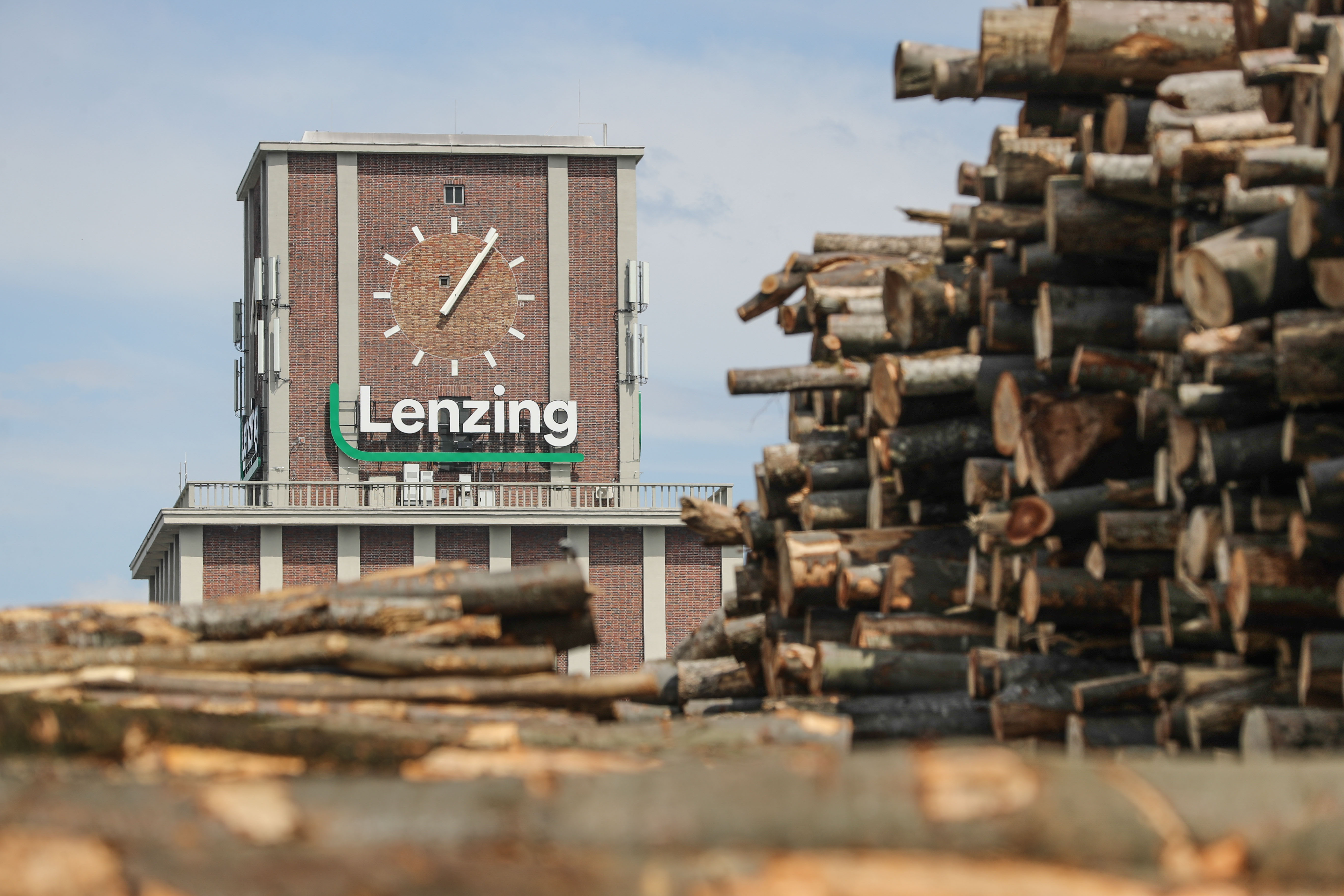 Lenzing aims to become carbon-neutral by 2050