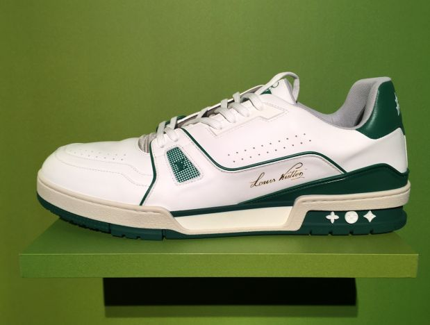 'Vintage' Louis Vuitton sneakers on sale