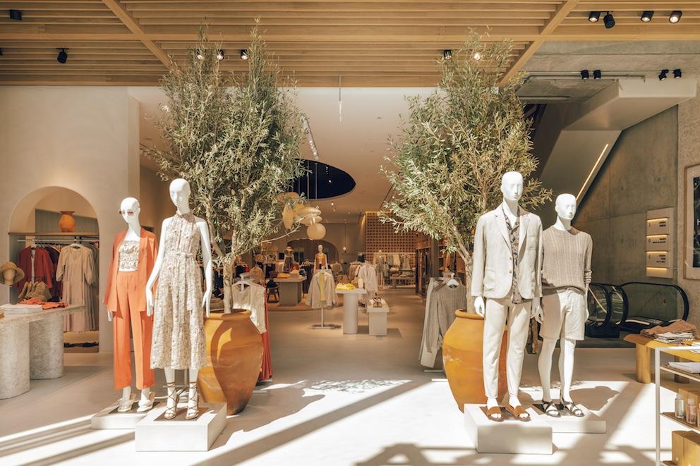 Mango presents its new store concept